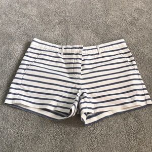 Gap Striped Short. NEVER WORN. Size 4